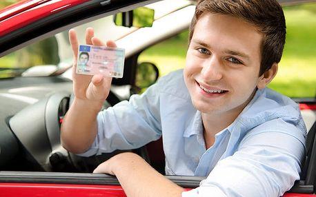 Řidičský průkaz sk. B – rezervace rychlokurzu
