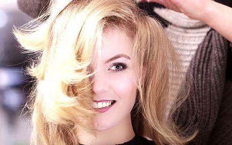 Trvalá ondulace pro všechny délky vlasů + mytí + střih + regenerace + konečný styling.