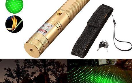 Výkonné laserové ukazovátko