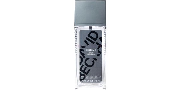 DAVID BECKHAM HOMME deo natural sprej 75ml