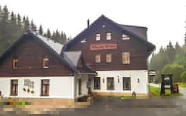 Dovolená na Kvildě s polopenzí v penzionu Panský dům, platnost až do 30. 9. 20173