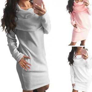 Dámské šaty s výrazným límcem Rita