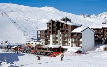 Silvestr na horách: Francie - Francouzské Alpy na 8 dní, bez stravy s dopravou vlastní