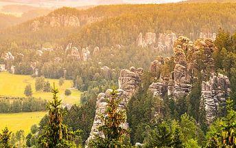 Objevujte skalní města Adršpachu po celou sezonu 2017! Až 6 dní pro rodiny a aktivní turisty s polopenzí v hotelu Praha***