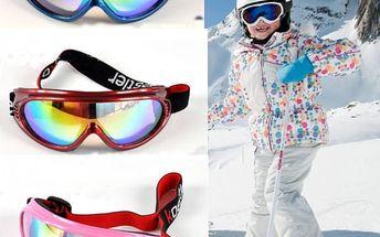Dětské lyžařské brýle Snow