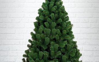 Umělý vánoční stromek - Borovice Silver hustá 150 cm