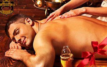 60minutová tantrická masáž prostaty ve Studiu MMSU