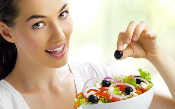 Analýza těla a sestavení výživového programu