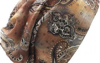 Unisex čepice nebo nákrčník ve steampunkovém stylu