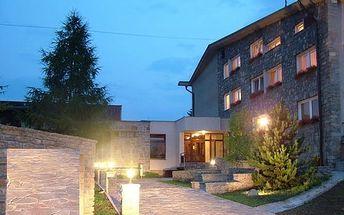 Silvestrovský pobyt v Hotelu Špis na Slovensku