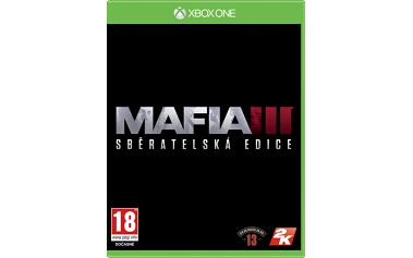 Mafia III - Collector's Edition (Xbox ONE)