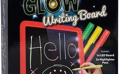Svítící LED tabulka