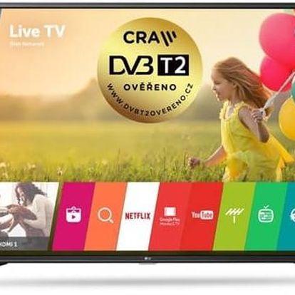 Televize LG 55LH6047 černá + Doprava zdarma