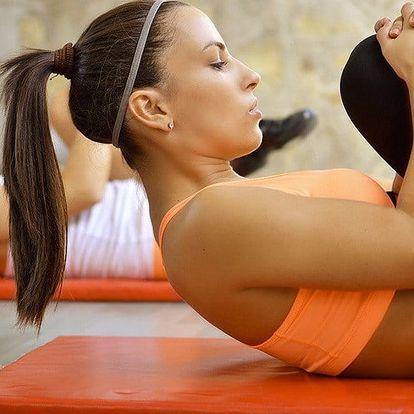 Libovolné čtvrteční cvičení ve fitcentru Bugifit