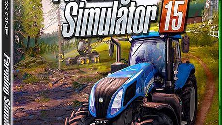 Farming Simulator 2015 - XONE - 3512899113749