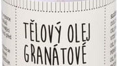 Sefiros Tělový olej Granátové jablko (Aroma Body Oil) 125 ml + SEFIROS Vzorek kosmetiky z Mrtvého moře