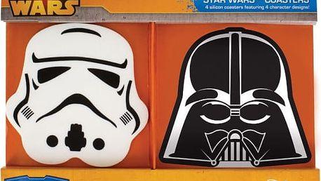 Podtácky Star Wars 4 ks