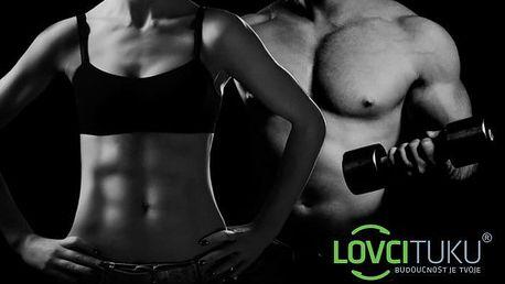 Čtyřtýdenní fitness kurz se zaměřením na zpevnění těla i hubnutí v Praze