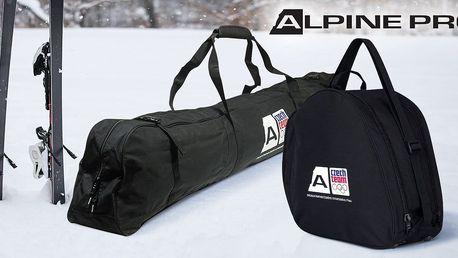 Lyžařský vak Alpine Pro z olympijské kolekce
