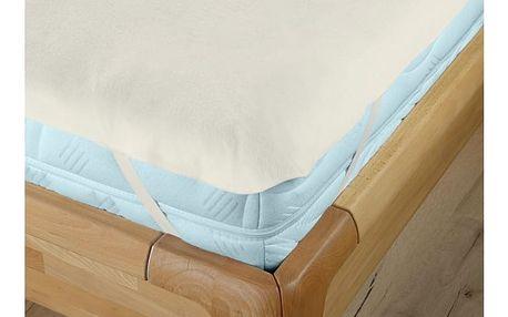 Ochranný potah matrace Rina, přírodní barva, 100/200 cm