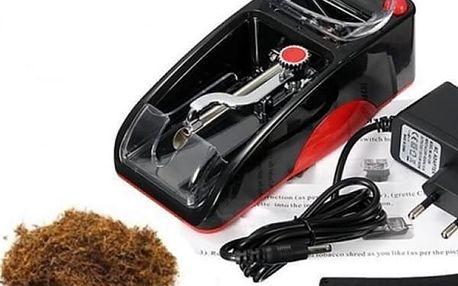 Elektronická plnička cigaret. Usnadněte si i vy plnění cigaretových dutinek s plničkou cigaret.