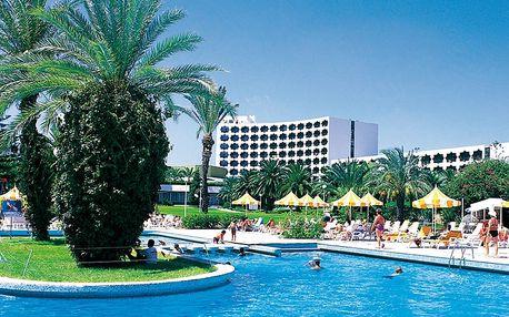 TOUR KHALEF, Tunisko, Tunisko pevnina, 8 dní, Letecky, All inclusive, Alespoň 4 ★★★★, sleva 20 %, bonus (Levné parkování u letiště: 8 dní 499,- | 12 dní 749,- | 16 dní 899,- )
