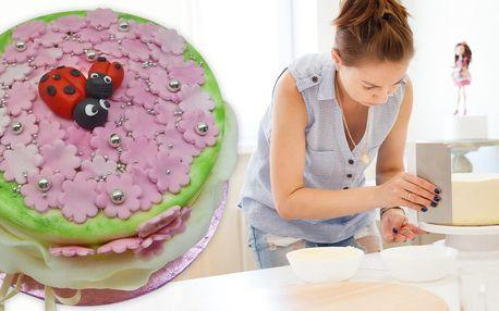 Zdobení dortů: Víkendový kurz pro vášnivé cukráře