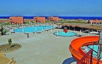 Hotel Three Corners Happy Life, Egypt, Marsa Alam, 5 dní, Letecky, All inclusive, Alespoň 4 ★★★★, sleva 32 %, bonus (Levné parkování u letiště: 8 dní 499,-   12 dní 749,-   16 dní 899,- )