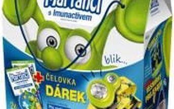WALMARK vánoční Marťánci s Imunactivem Mix 2x50 tablet + DÁREK