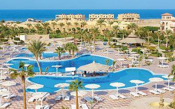Hotel Pensee Royal Garden, Egypt, Marsa Alam, 5 dní, Letecky, All inclusive, Alespoň 4 ★★★★, sleva 32 %, bonus (Levné parkování u letiště: 8 dní 499,-   12 dní 749,-   16 dní 899,- )