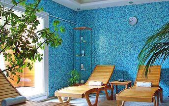 Termální lázně Hevíz pro DVA se saunou a snídaní na 3 a více dní