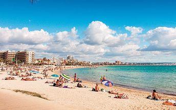 Pension Leblon, Španělsko, Baleáry - Mallorca, 8 dní, Letecky, Snídaně, PENSION, sleva 23 %, bonus (Levné parkování u letiště: 8 dní 499,- | 12 dní 749,- | 16 dní 899,- , Změna destinace zdarma)