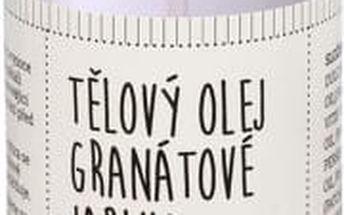 Sefiros Tělový olej Granátové jablko (Aroma Body Oil) 125 ml