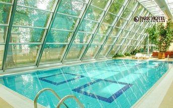 Wellness na severu Maďarska luxusně