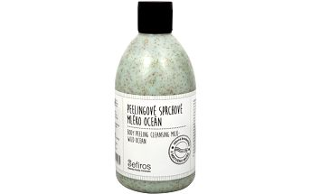 Sefiros Peelingové sprchové mléko Oceán (Body Peeling Cleansing Milk) 500 ml