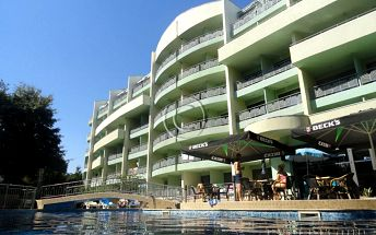 Hotel Perunika, Bulharsko, Černomořské pobřeží, 10 dní, Autobus, All inclusive, Alespoň 3 ★★★, sleva 0 %