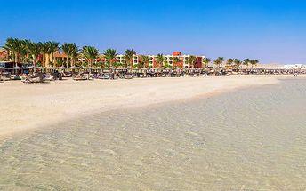 Hotel Royal Tulip Beach Resort, Egypt, Marsa Alam, 5 dní, Letecky, All inclusive, Alespoň 5 ★★★★★, sleva 32 %, bonus (Levné parkování u letiště: 8 dní 499,- | 12 dní 749,- | 16 dní 899,- )