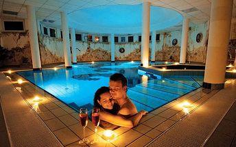3–6denní wellness pobyt s polopenzí v hotelu Venus*** v Maďarsku pro 2