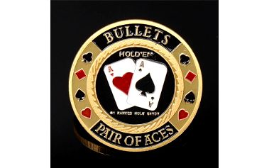 Poker Guard - Pair of aces