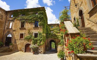 Toskánská romance, Itálie, Poznávací zájezdy - Itálie, 5 dní, Autobus, Snídaně, Neznámé, sleva 0 %