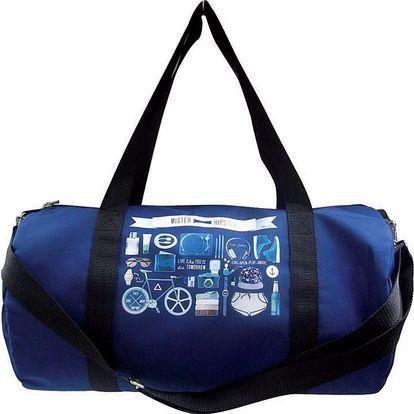 Cestovní taška Incidence Mister Hipster