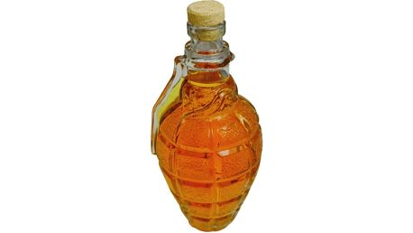 Karafa na alkohol Granát