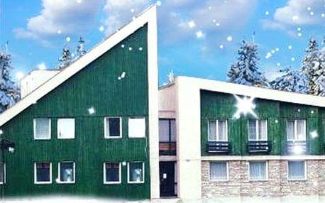 Zimní dovolená v Tatrách s polopenzí a fitness
