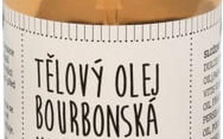 Sefiros Tělový olej Bourbonská vanilka (Aroma Body Oil) 125 ml
