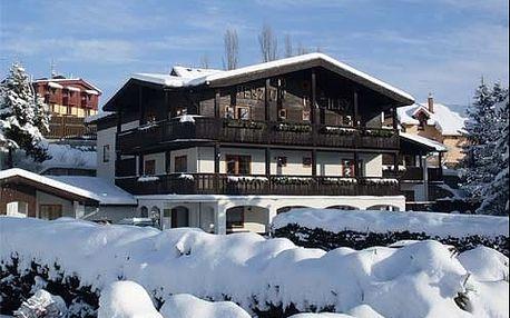 Zimní pobyt pro dva BEZ STRAVY a super lyžovačka v Tatrách. 3.osoba zdarma!