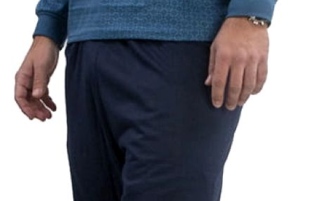 N-Feel Pánské pyžamo s kostkovaným motivem