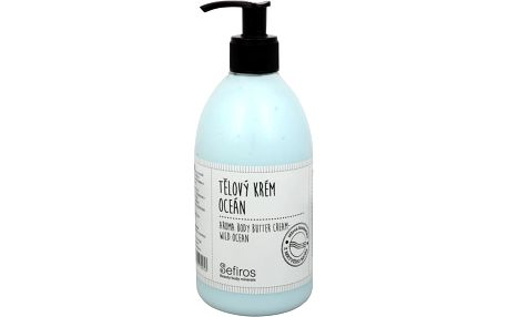 Sefiros Tělový krém Oceán (Aroma Body Butter Cream) 500 ml