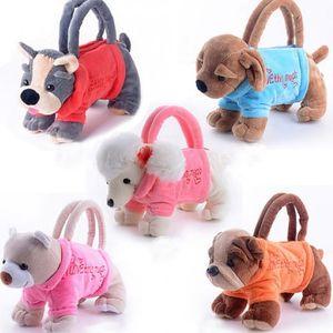 Dětská plyšová taška Dogs