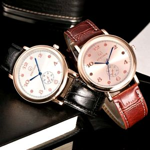 Elegantní unisex hodinky - 6 variant