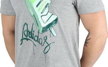 Pánské funkční tričko Adidas Performance vel. XXL